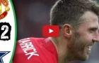 Highlight: Manchester United 2008 2-2 Michael Carrick All-Stars