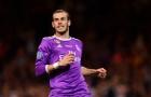 Ít phút xuất hiện ngắn ngủi của Gareth Bale vs Juventus
