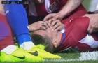 Pha bóng khiến các fan Torres đứng tim