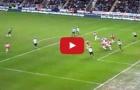 Siêu phẩm để đời của Cheick Tiote vào lưới Arsenal