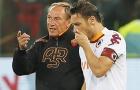 Thầy cũ mời Totti xuống Serie B thi đấu