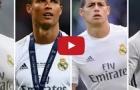 20 bàn thắng đẹp nhất mùa 2016/17 của Real Madrid
