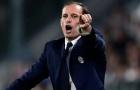 CHÍNH THỨC: Juventus trói chân Max Allegri thêm 2 năm