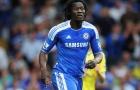 Romelu Lukaku khi còn tung hoành tại Chelsea