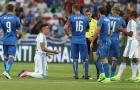 Bàn phản lưới nhà khó đỡ của Jose Gimenez trận gặp Italia