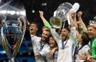 Hành trình phá bỏ 6 lời nguyền của Real Madrid