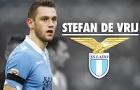 Stefan de Vrij, ngôi sao Liverpool nên cân nhắc thay cho Van Dijk