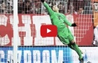 Top 10 pha cứu thua không thể tin được của Manuel Neuer