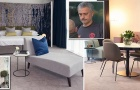 Cận cảnh căn phòng hạng sang mà Mourinho sẽ ở trong 1 năm tới