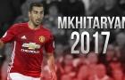 Nhìn lại mùa giải 2016/17 của Mkhitaryan
