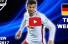 Timo Werner - người 'lĩnh ấn tiên phong' của Đức tại Confeds Cup 2017