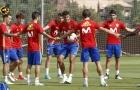 Nắm tay nhau 'đá ma', Tây Ban Nha quyết tâm giành cúp U21 Châu Âu