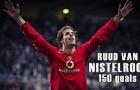 Ruud van Nistelrooy, sát thủ một thời của Quỷ Đỏ