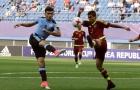 FIFA xác nhận U20 Venezuela và U20 Uruguay đánh nhau trong khách sạn