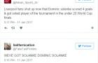Fan Chelsea 'sôi máu' vì Solanke đá quá... hay