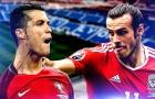 Lần đụng độ đầu tiên của Bale và Ronaldo