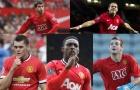 Pique, Pogba và 10 thương vụ sai lầm bị Man Utd bán quá sớm (Phần 1)