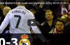Trận cầu kinh điển: Liverpool 0-3 Real Madrid (UCL 2014/15)