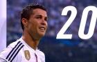 20 pha bóng hỏng ăn đáng tiếc nhất sự nghiệp Cristiano Ronaldo