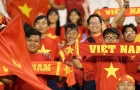 Chùm ảnh: Tuyệt vời CĐV Việt Nam