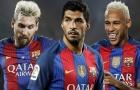 Đội hình đắt giá nhất thế giới: Có MSN, Real vắng bóng