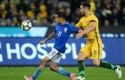Philippe Coutinho thể hiện ra sao trước Úc?