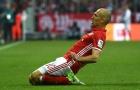 Robben tiết lộ thời điểm treo giày