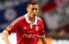 Nemanja Matic thời còn chơi cho Benfica