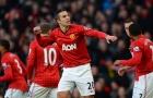 50 bàn thắng của Robin van Persie cho Man Utd