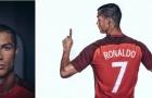 Bồ Đào Nha tung loạt ảnh 'nóng' trước thềm Confederations Cup