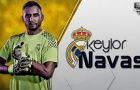 Keylor Navas, người thay thế hoàn hảo cho Donnarumma?