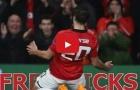 10 pha sút phạt đẹp nhất lịch sử Manchester United