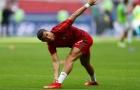 CHÍNH THỨC: Ronaldo đá cao nhất trên hàng công của Bồ Đào Nha