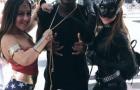 Dân chơi Michy Batshuayi bị 'bóng hồng' vây quanh ở Los Angeles