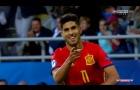 Màn trình diễn siêu đẳng của Marco Asensio vs Macedonia
