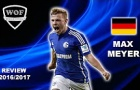 Max Meyer, tài năng trẻ rất đáng chú ý của bóng đá Đức