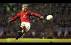 Những siêu phẩm đá phạt trong lịch sử Man United