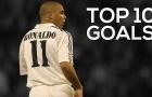 Top 10 bàn thắng của Ronaldo 'béo' cho Real Madrid
