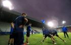 U21 Italia tập xuyên đêm cho ngày ra mắt