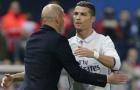 Zidane tha thiết thuyết phục Ronaldo: Hãy ở lại, chúng tôi cần cậu!