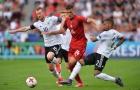 Chùm ảnh: U21 CH Séc bất lực trước sức mạnh Tiểu Mannschaft