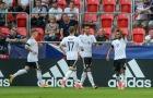 Đã hay lại còn may, U21 Đức có màn ra quân hoàn hảo trước U21 CH Séc