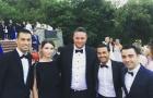 Dàn sao Barcelona hội tụ trong lễ cưới Marc Bartra