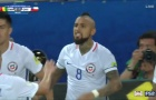 Highlights: Cameroon 0-2 Chile (Bảng B Confed Cup)