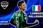 Lorenzo Pellegrini, tài năng trẻ rất đáng chú ý của bóng đá Italia