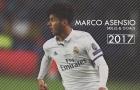 Marco Asensio có mùa giải 2016/17 tuyệt hay