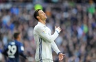 Những bàn thắng của Ronaldo trong các trận chung kết với Real