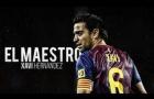 Những khoảnh khắc khó quên của Xavi ở Barcelona