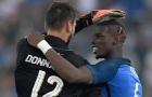Pogba: 'Donnarumma xứng đáng được tôn trọng'
