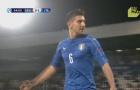 U21 Đan Mạch 0-2 U21 Italia (Bảng C - U21 Châu Âu)